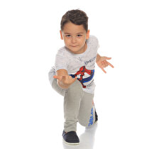 D- Kids Spiderman T - Shirt