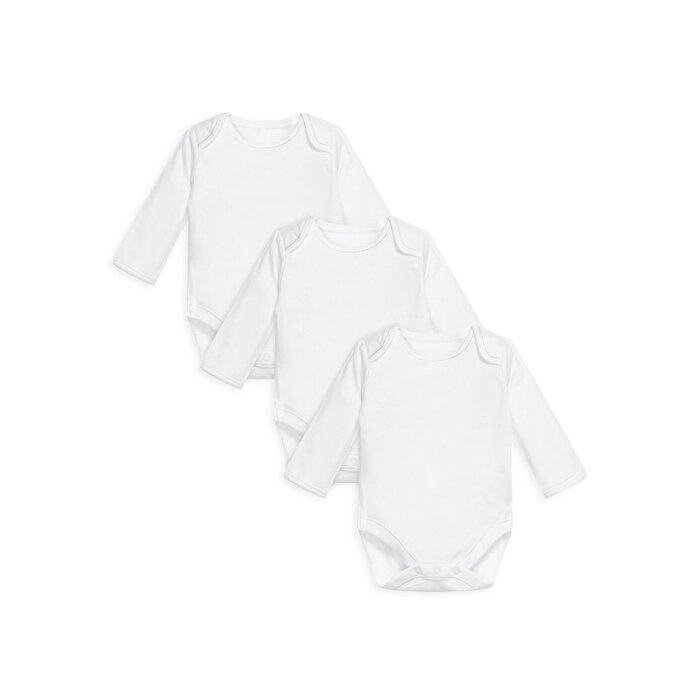 Mothercare My First Unisex Body - 3'lü Paket